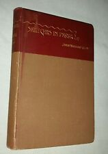 Sketches in Prose and Occasional Verses by James Whitcomb Riley-1891 Edition