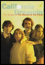 MAMAS & THE PAPAS - CALIFORNIA DREAMIN' DVD 60's/70's FOLK ROCK MAMA CASS *NEW*