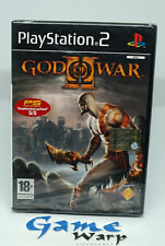 God of War II 2 *Prima Stampa* (PS2) - ITA - NUOVO