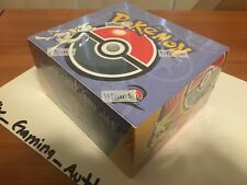 Pokemon BASE SET 2 Booster Box - SEALED -  Authentic **Tight Seal** Excellent