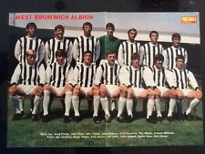 West Bromwich Albion Surname Initial W Football Prints