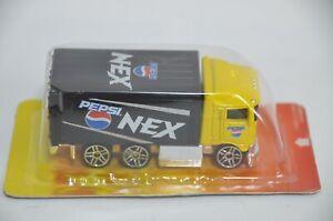 Hot Wheels 2007 Pepsi NEX JAPAN Exclusive Hiway Hauler Seven-Eleven 7-11 VHTF