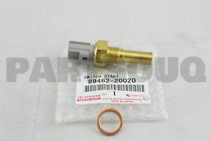 8946220020 Genuine Toyota SWITCH, START INJECTOR TIME 89462-20020