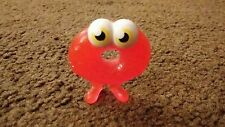 Moshi monsters Oddie Glitter red
