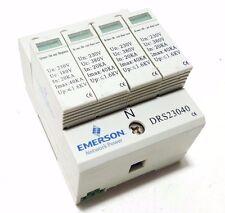 EMERSON DRS23040 ,Emerson PowerSure DRS23040 230 400V Surge Protector
