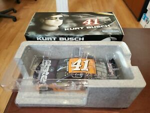 Rare 2015 Kurt Busch #41 State Water Heaters Color Chrome 1:24 NASCAR Action MIB