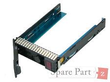 "HP ProLiant ws460c bl420c bl460c gen8 8,89cm (3,5"") SAS SATA HD-Caddy 651314-001"