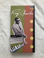 Ray Charles - The Birth of Soul Box Set  (CD, Oct-1991, 3 Discs, Atlantic)