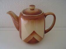 Barattolo da caffè Waku, spritzdekor, ART DECO, refrattario, anni 30er, TOP
