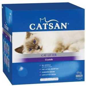 Catsan Cat Litter Crystals 6kg