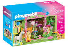 Playmobil 5661 Fairy Garden Play Box (Playsets, Make-Believe) for Age 3+