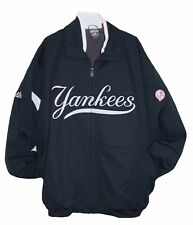 New York YANKEES MLB Majestic Authentic Premier Dugout Jacket MENS 4XL