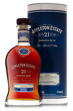 Appleton Estate 21 Year Old Jamaican Rum 750ml