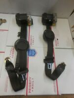 98-04 Audi A6 OEM Rear Left Right Seat Belt Retractor Black 4B5857805 G1094