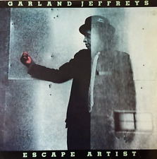 "GARLAND JEFFREYS - Escape Artist (LP + 7"") (VG/G++)"