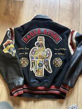 Vintage Avirex Varsity Jacket 'Eagle River' Size M.