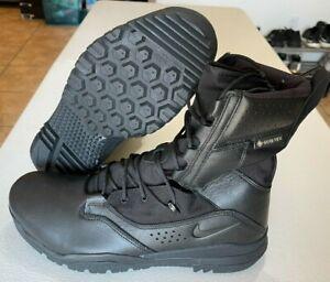 "Nike SFB Field 2 8"" GORE-TEX Black Tactical Military Boots AQ1199-001 Size 14"