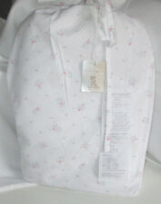 RACHEL ASHWELL Western Cal King FITTED Sheet (1) SHABBY CHIC FLORETS
