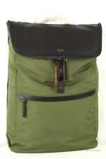 Tumi New Haydon Elias Flap Backpack Green 64002GRN Ret: $495