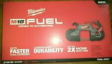 M18 Fuel Deep Cut Band Saw (Tool Only) Milwaukee 2729-20 New
