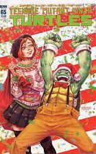 Teenage Mutant Ninja Turtles #65 (NM)`16  Eastman/ Waltz/ Santolouso