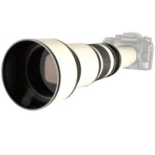 Telephoto Lens Walimex Pro 650-1300mm for Sony A-mount Alpha 580y 700 850
