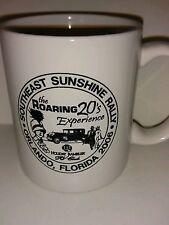 Southeast Sunshine Rally Orlando Florida Collectible Coffee mug 2006 Roaring Twe