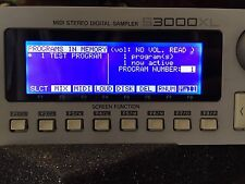 Akai S3000XL, Akai VX600, Akai CD3000 Official Replacement LED LCD Display