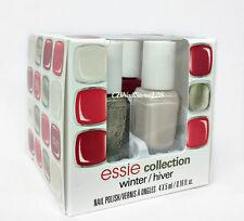 ESSIE Nail Lacquer- Mini WINTER/HIVER Collection 2014 - 4 colors x 0.16oz -18160