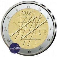 2 euros commémorative FINLANDE 2020 - Université de Turku - UNC