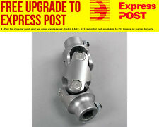 """Borgeson Borgeson Steel Double Needle Bearing Universal Joint 3/4""""DD x 1""""DD - Sp"""