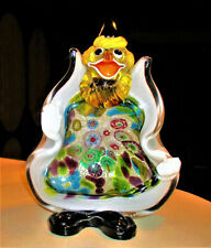Murano Glass Clown - Ashtray