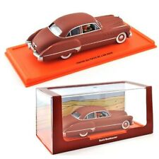 TIN TIN Modellino BUICK ROADMASTER DieCast MODEL CAR 1/43 Original ATLAS TINTIN