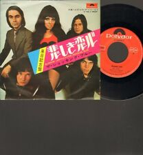 """SHOCKING BLUE Blossom Lady SINGLE 7"""" NMINT Is This a Dream 1971 JAPAN"""