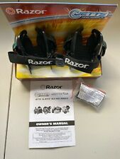 Razor Roller Skates Shoes Jett's Heel Wheels with Real Sparkling Action