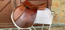 "Stubben Edelweiss Saddle 17.5"" Excellent Used Condition"