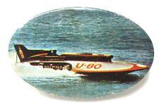 1966 SMIRNOFF U-88 error pinback button Hydroplane boat race z
