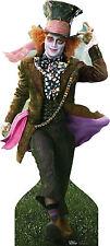MAD HATTER-JOHNNY DEPP(ALICE IN WONDERLAND) LIFE SIZE STAND UP FIGURE FANTASY!!!