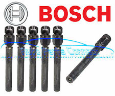 6 BOSCH FUEL INJECTOR for PORSCHE 911 1974-1983 MULTI PORT NOZZLE 91111022501 PR