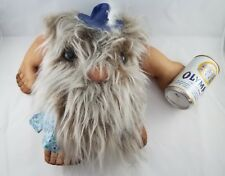 RARE VINTAGE NUDE TROLL DOLL BEER MAN NAKED BIRTHDAY JOKE COMEDY FUNNY