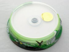 10 Pack Blank DVD+R DL D9 8.5GB 8X Dual Layer Printable Surface Sealed Case