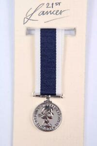 ERII Royal Navy LONG SERVICE GOOD CONDUCT MEDAL MINIATURE LSGC BRITISH FORCES