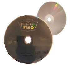 (Nearly New) The Princess and the Frog 2010 Children's Dvd - XclusiveDealz