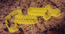Minecraft Pickaxe & Sword Cookie Cutter