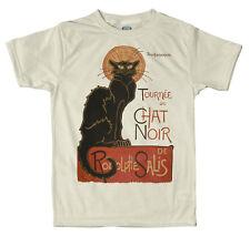 First du Chat Noir Camiseta Diseño, Théophile Steinlen