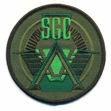 STARGATE COMMAND OLIVE DRAB PATCH - SGCod