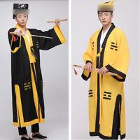 6048 Wudang Taoist Robes Wushu Kung Fu Tai Chi chuan Morning exercise Uniforms