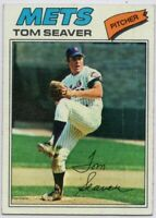 1977 Topps #150 Tom Seaver EX-EXMINT+ New York Mets FREE SHIPPING