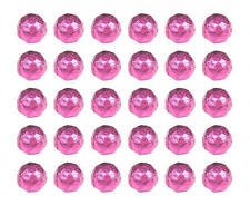 120 HOT PINK FOIL CHOCOLATE DIAMONDS - WEDDING FAVOURS PARTIES CANDY BUFFET