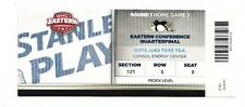 2014 PITTSBURGH PENGUINS VS COLUMBUS BLUE JACKETS PLAYOFFS GAME #5 TICKET STUB